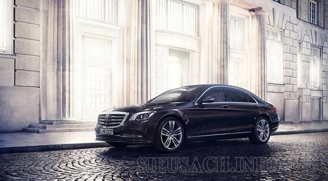 Dòng xe Mercedes Benz S-class Saloon