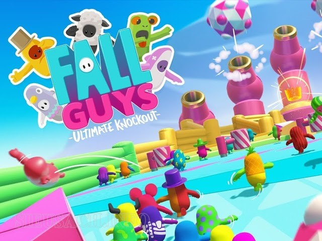 Game Fall Guys: Ultimate Knockout