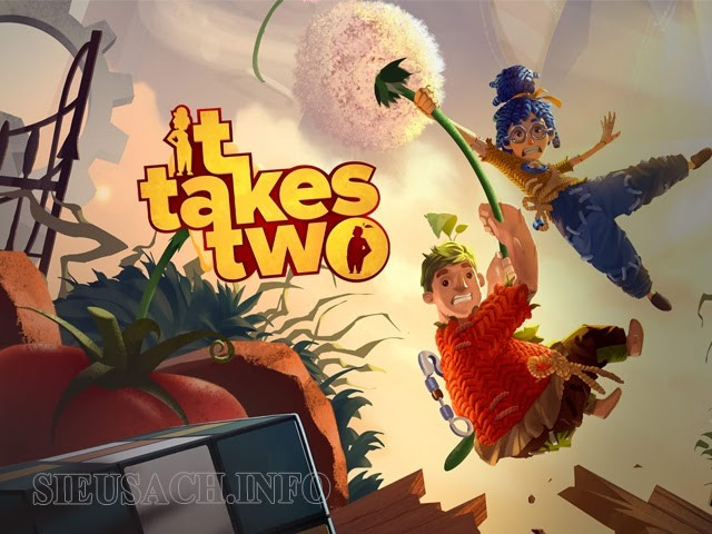 Game It Takes Two