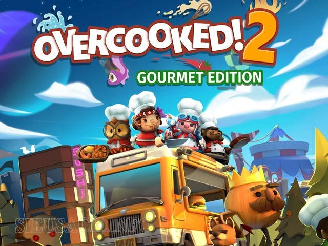 Game Overcooked! 2