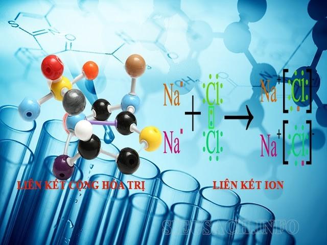 Liên kết hóa trị và liên kết ion có gì khác nhau?