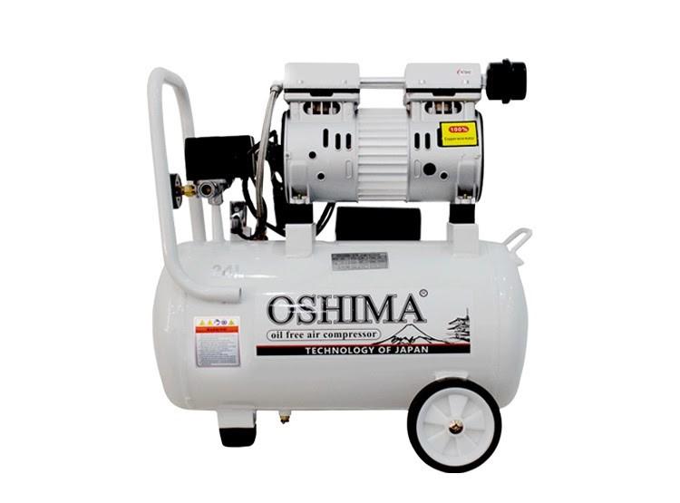 Máy nén khí không dầu OSHIMA