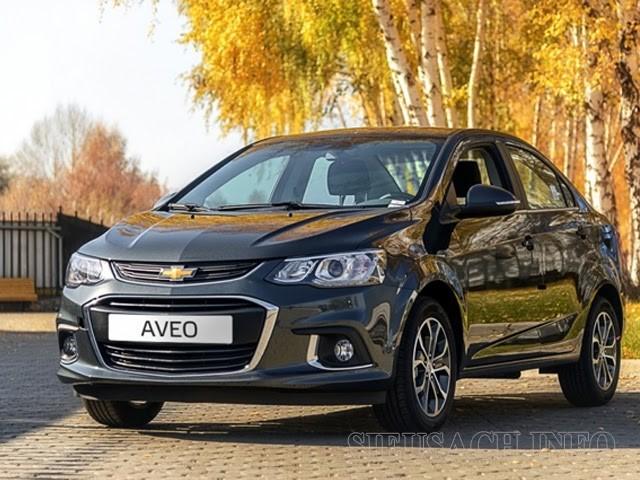 Mẫu xe Chevrolet Aveo thuộc phân khúc xe Sedan nhỏ phù hợp với nhu cầu di chuyển trong thành thị