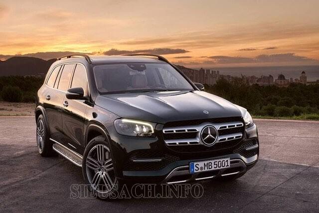 Mercedes Benz GLS SUV