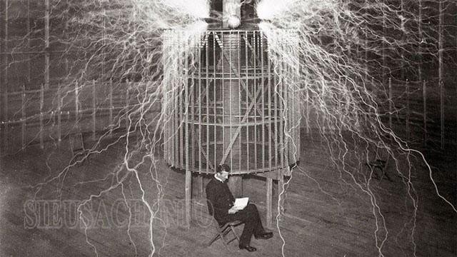 Nikola Tesla và sự nghiệp