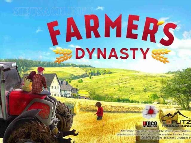 Tựa game Farmer's Dynasty