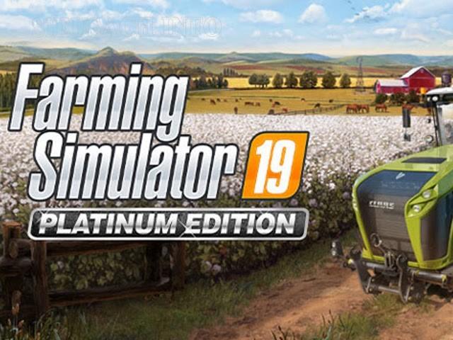 Tựa game Farming Simulator 19