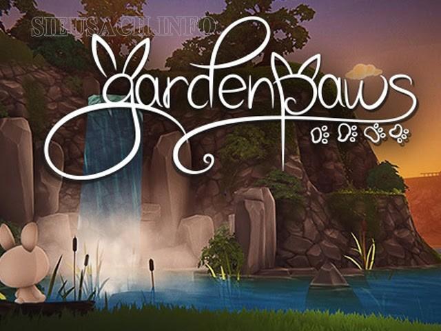 Tựa game Garden Paws