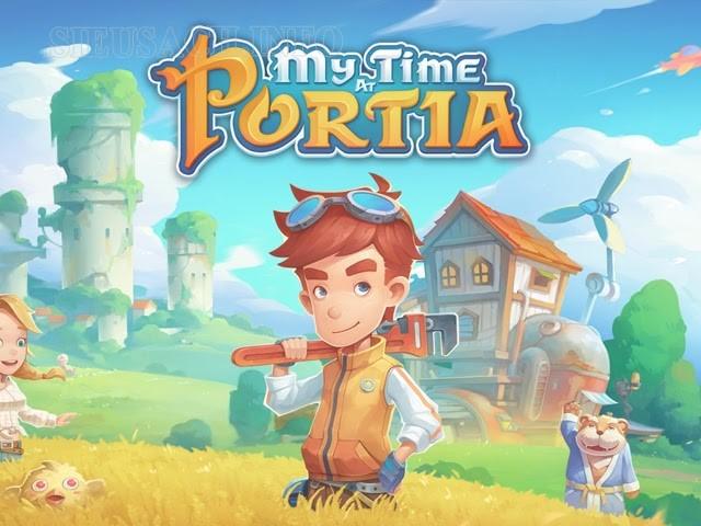 Tựa game My Time at Portia