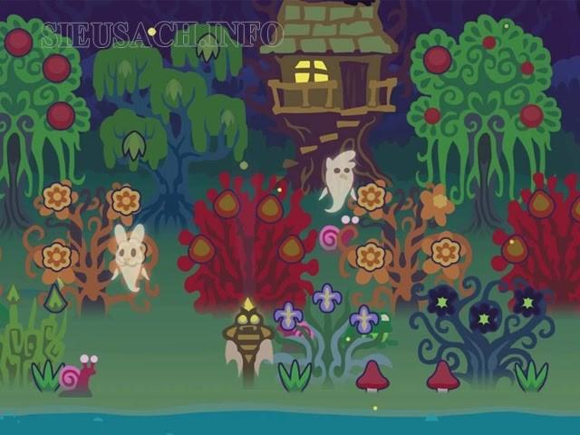 Tựa game Voodoo Garden
