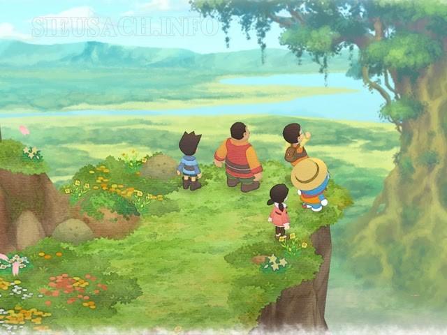 Tựa game nông trại PC Doraemon: Story of Seasons