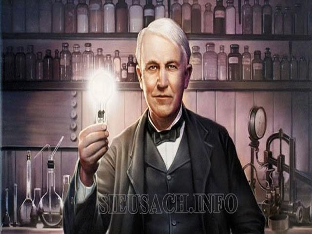 Thomas Edison là ai?