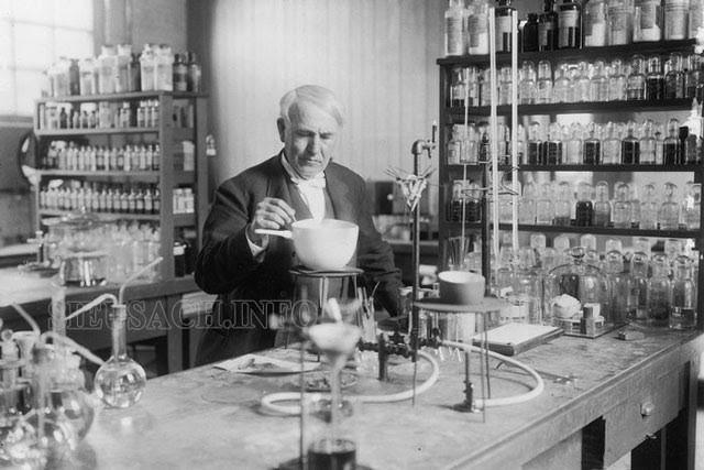 Thomas Edison và những phát minh