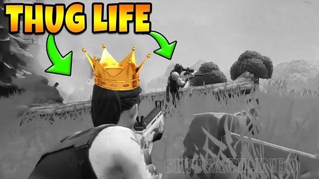 Thug life còn được sử dụng trong game Liên minh huyền thoại