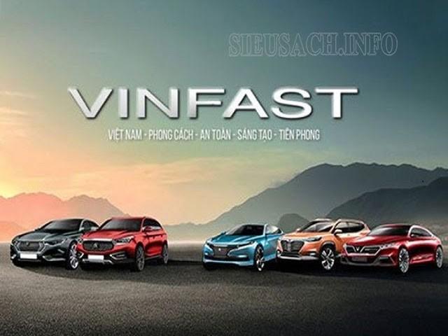 Vinfast - thương hiệu xe ô tô đầu tiên của Việt Nam