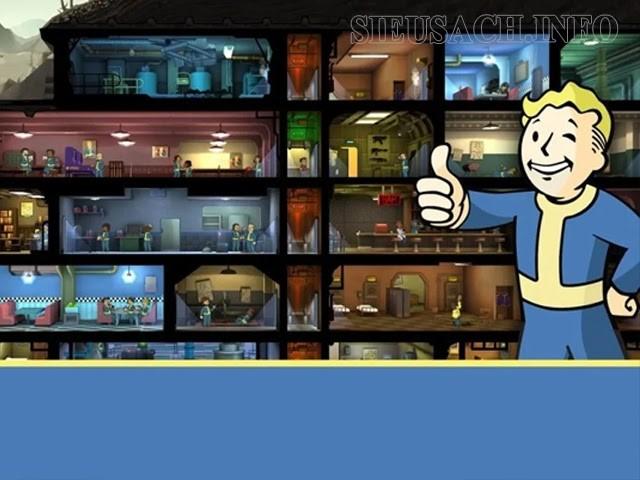 Điều hành một hầm trú ẩn không bao giờ là điều dễ dàng trong Fallout Shelter