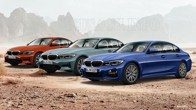 BMW SERIES 3 (g20)