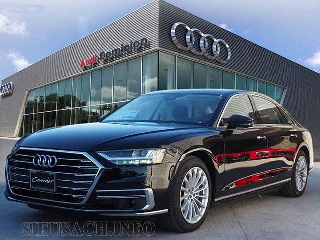 Các dòng xe Audi