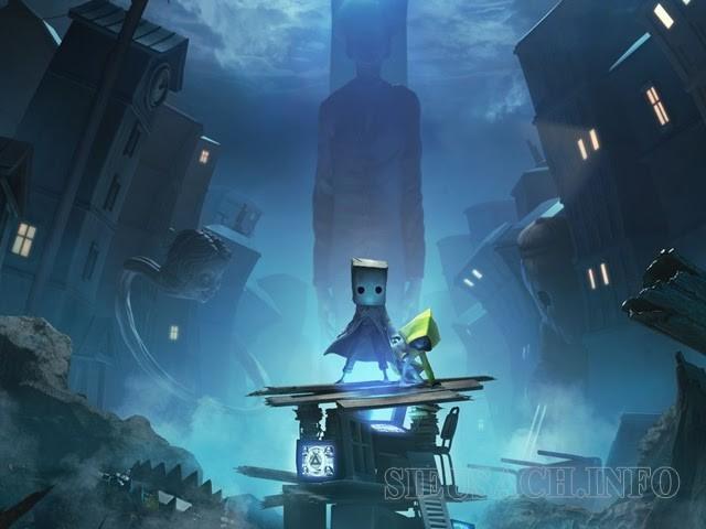Cùng Mono và Six thoát khỏi The Pale City trong Little Nightmares II