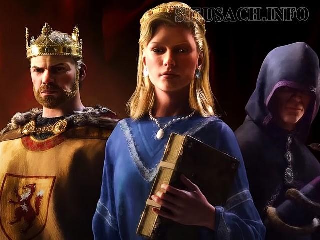 Cùng xây dựng nên đế chế của riêng mình với Crusader Kings III
