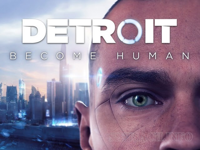 Hình ảnh đồ họa siêu thực của Detroit: Become Human