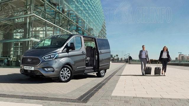Ford Tourneo 2019