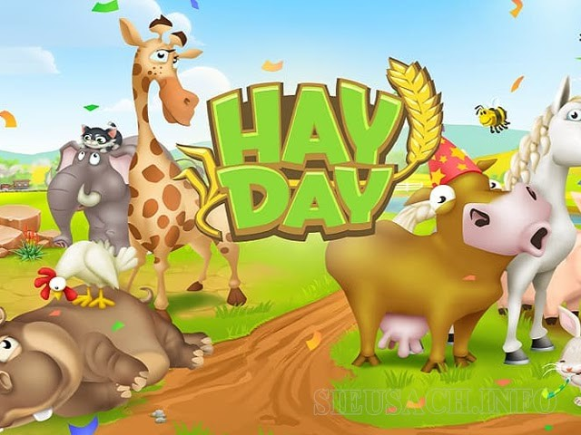 Game nông trại Hay Day