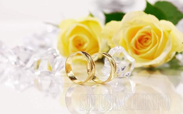 Lời chúc đám cưới hay và độc