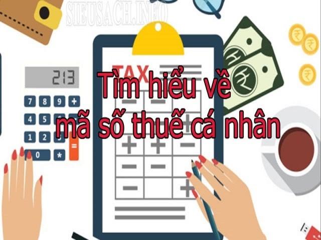 Mã số thuế cá nhân là gì?