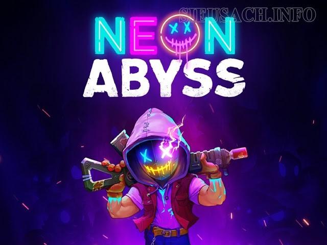 Cùng phiêu lưu trong một thế giới đầy màu sắc cùng Neon Abyss