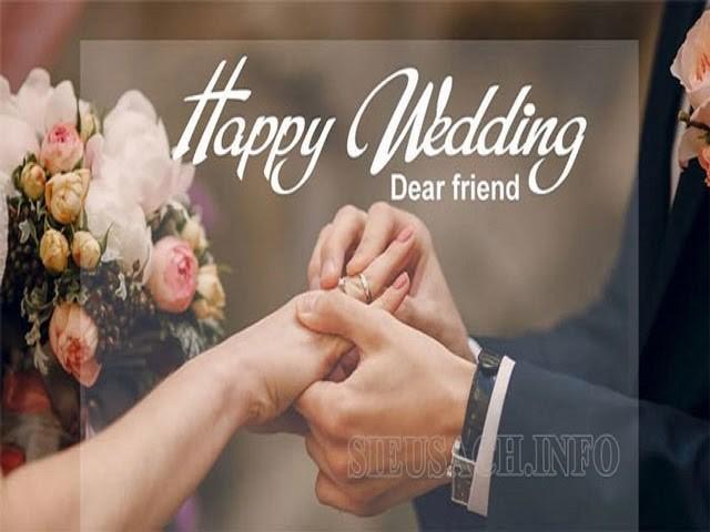 Những câu chúc đám cưới hay