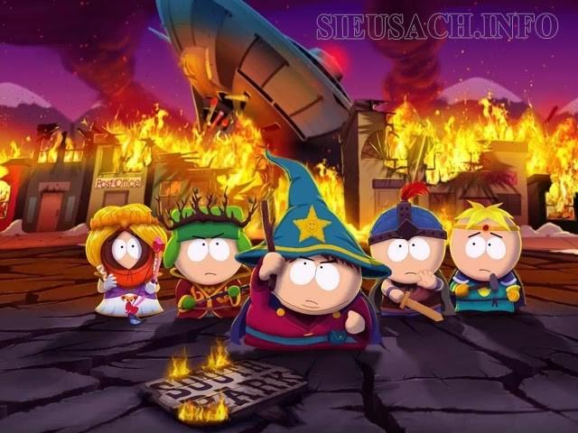 """Những trò đùa """"bựa"""" mang yếu tố 18+ của South Park: The Stick of Truth sẽ khiến bạn phải cười bò"""