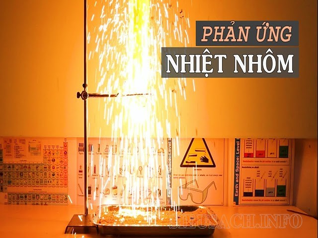 Tìm hiểu về phản ứng nhiệt nhôm