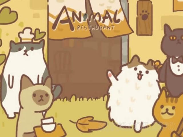 Tựa game Animal Restaurant
