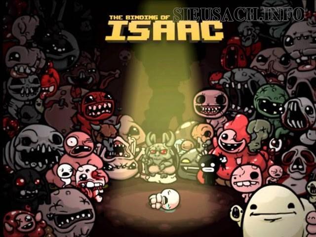 Tựa game The Binding of Isaac