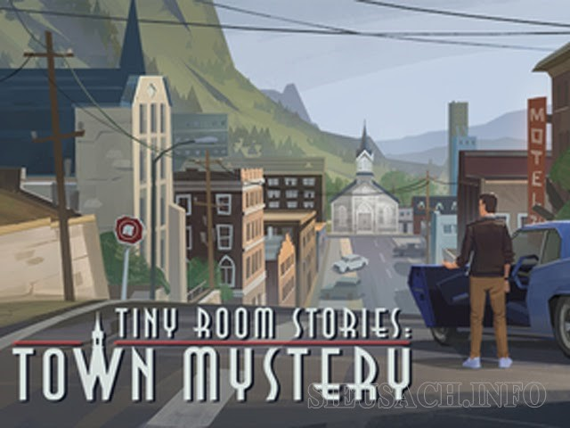 Tựa game Tiny Room Stories: Town Mystery