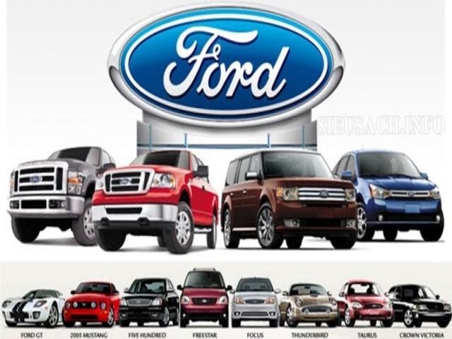 Thương hiệu xe Ford