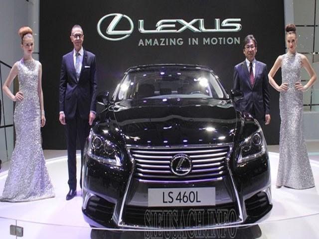 Thương hiệu xe Lexus