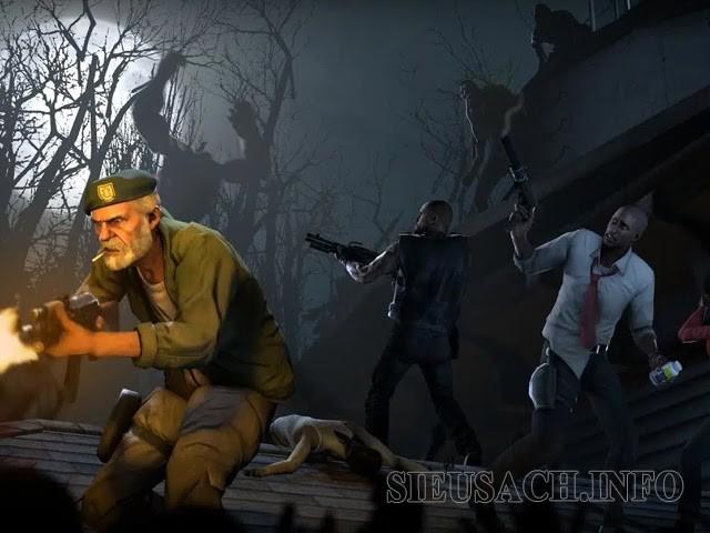 Tha hồ chiến đấu với đủ chủng loại zombie thời hậu tận thế trong Left 4 Dead 2