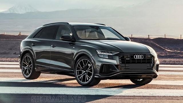 Xe Audi Q8