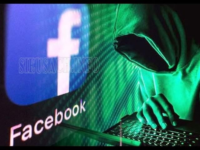 Một số phương thức hack Facebook phổ biến