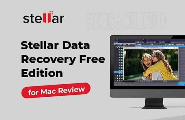 Phần mềm Stellar Data Recovery Free Edition