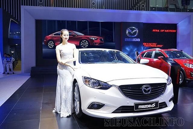 Thương hiệu Mazda tại thị trường Việt Nam