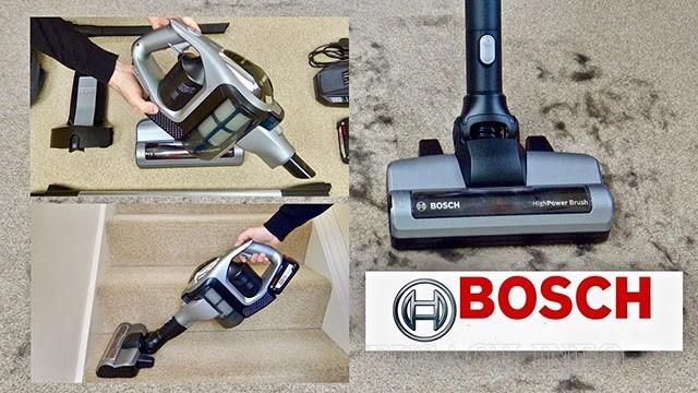 Thiết bị hút bụi dùng pin Bosch
