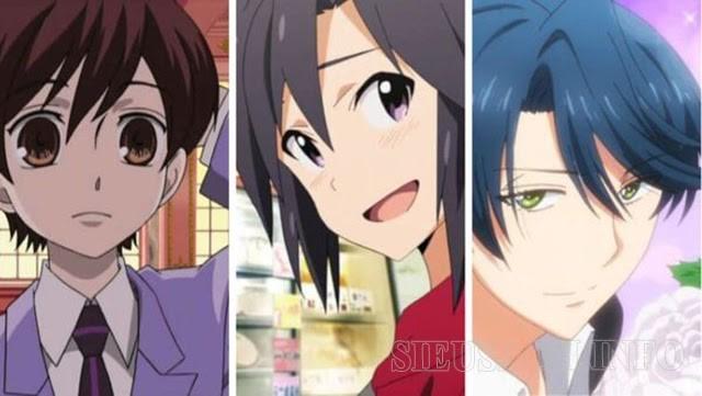 Từ Trap được sử dụng rất nhiều trong Anime