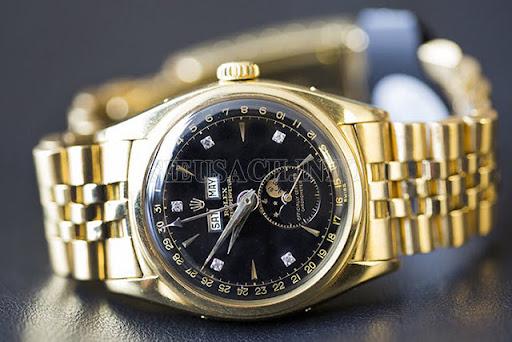 Đồng hồ Rolex - cái tên được biết đến rộng rãi