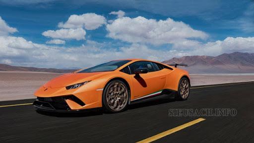 Lamborghini Huracan Performante 2021