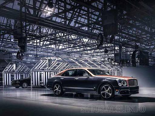Xe Bentley - siêu xe đẳng cấp dành cho giới thượng lưu