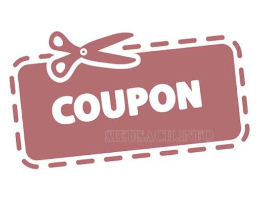 Coupon được dùng nhiều trong hình thức mua sắm online