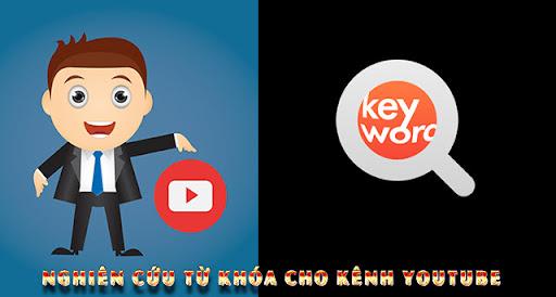 Nghiên cứu từ khóa - Seo youtube cho kênh của bạn